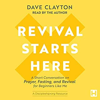 Revival Starts Here cover art