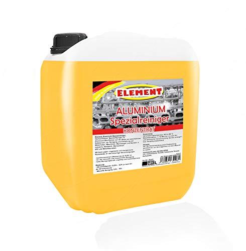 Element Ultraschallreiniger Aluminium 10 Liter Spezialreiniger Konzentrat Aluminiumreiniger