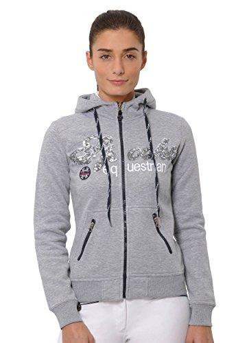 Roxie Jacket Sequin - DE (Farbe: Grey; Größe: S)