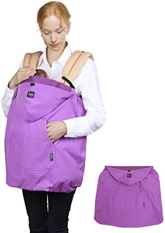 Manito Wind Ban Baby Carrier Windbreaker Purple product image
