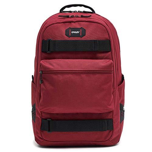 Oakley Men's Street Skate Backpack, Raspberry, U