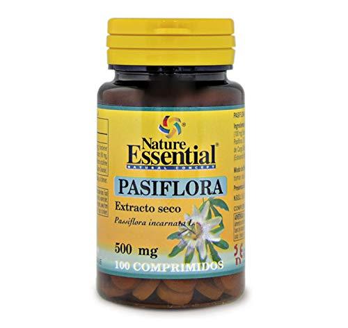 Passiflora 500 mg. (ext. seco) 100 comprimidos