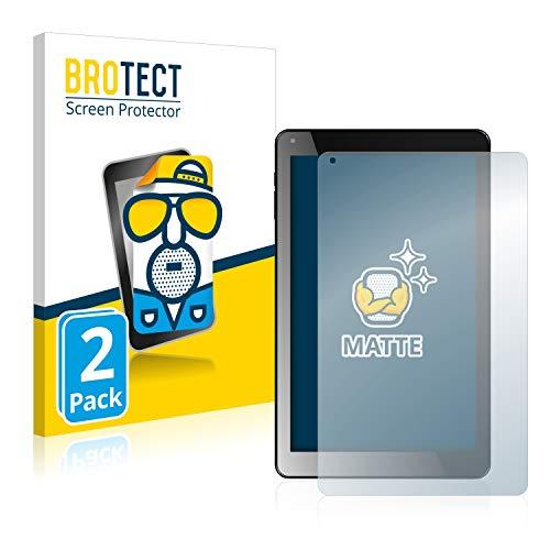 BROTECT 2X Entspiegelungs-Schutzfolie kompatibel mit Odys Titan 10