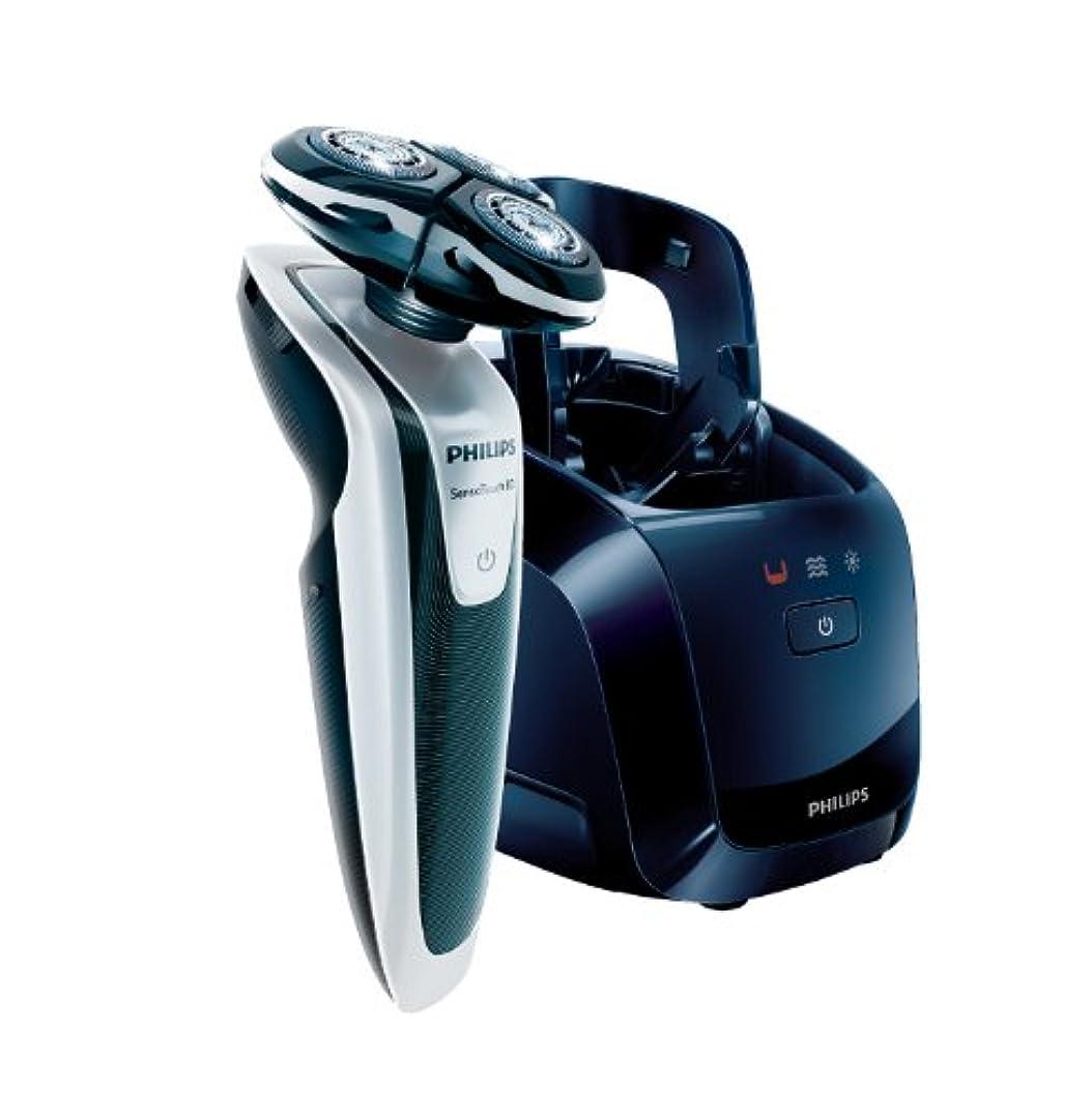 確かな屋内でベーコンフィリップス シェーバー センソタッチ3D【洗浄充電器付】RQ1251CC