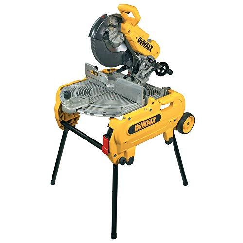 Dewalt D27107-QS Tisch,Kapp-und Gehrungssaege 2000 Watt, Mehrfarbig
