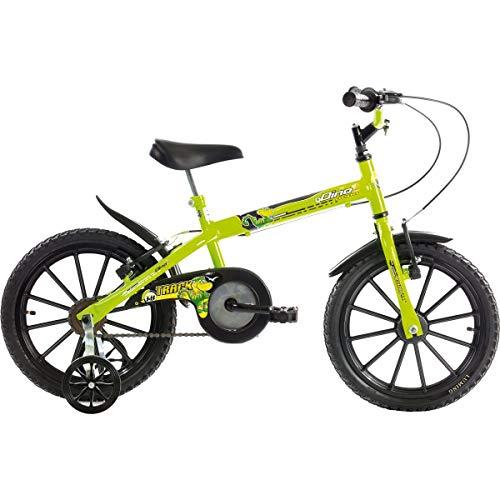 Bicicleta Aro 16 Dino Neon Track Bikes