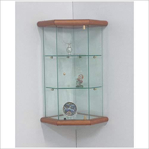 Vetrinetta Angolare da Parete Art. VM502T-TR-CLG