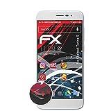 atFolix Schutzfolie kompatibel mit Coolpad Torino S Folie, entspiegelnde & Flexible FX Bildschirmschutzfolie (3X)