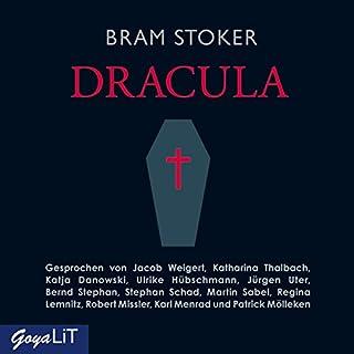 Dracula                   Autor:                                                                                                                                 Bram Stoker                               Sprecher:                                                                                                                                 Katharina Thalbach,                                                                                        Jacob Weigert,                                                                                        Jürgen Uter                      Spieldauer: 6 Std. und 34 Min.     29 Bewertungen     Gesamt 4,3