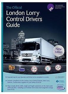 London LKW Kontrolle Fahrer Karte Leitfaden