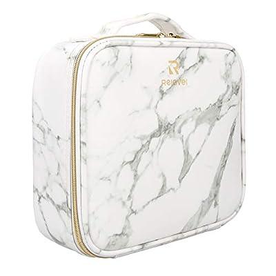Relavel Marble Makeup Bag