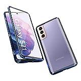 HaptiCover Hülle für Samsung Galaxy S21 Magnetische