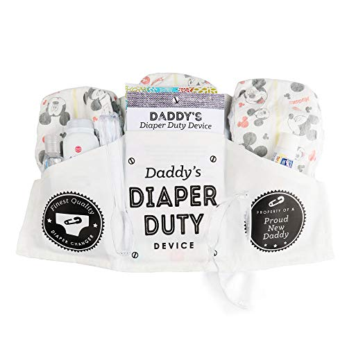 Daddy's Diaper Duty Device