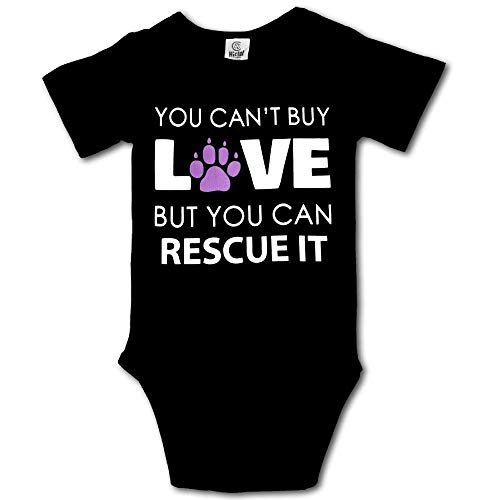sunminey Vêtements bébé Baby Bodysuit You Can't Buy Love Short Sleeves Triangle Romper Bodysuit Outfits Infant Toddler Clothes