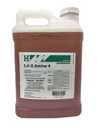Winfield Shredder 2,4-D Amine 4 Herbicide 2.5 Gallon