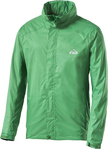 McKinley INTERSPORT Deutschland eG 257586 - H-Regenjacke Castellic 798 GREEN FOREST S