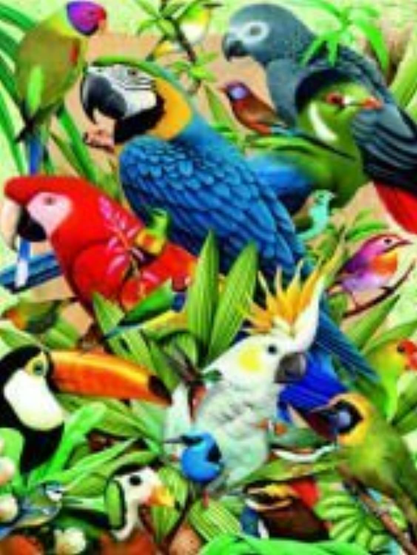 Avian World Ravensburger Puzzle by Ravensburger