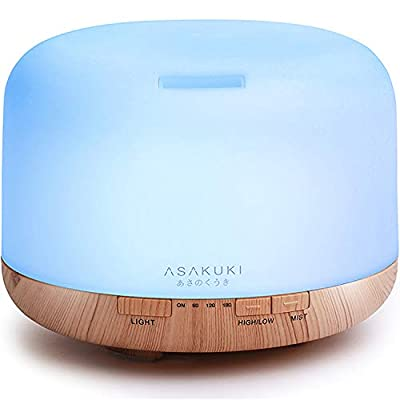ASAKUKI 500ml Premium Essential