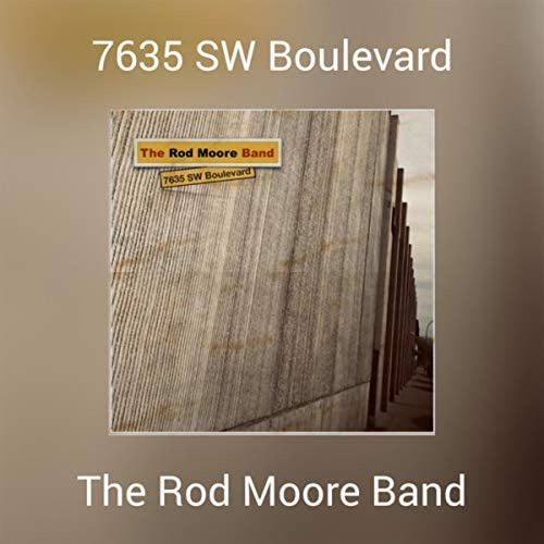 The Rod Moore Band