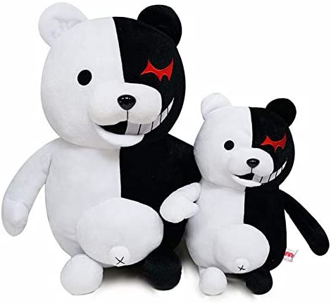 FAST DELIVERY Small Danganronpa Monokuma Anime Plush Soft Toy UK SELLER