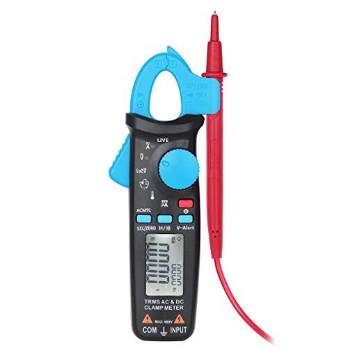 corriente probador del mult/ímetro de 2000 micro faradios pinza en auto del metro van volt/ímetro /óhmetro para medir voltaje Laelr mult/ímetro digital resistencia