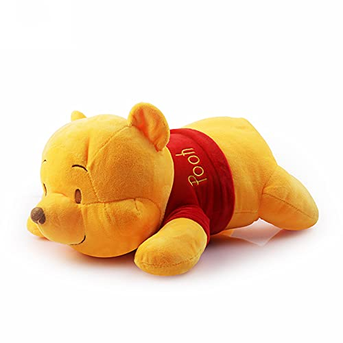 cgzlnl 40Cm Lindo Winnie The Pooh Peluche Animal De Peluche, Almohada Corporal Muñeca De Algodón Cumpleaños Niños Niña Juguete