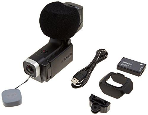 Zoom Q8Digitalrecorder schwarz
