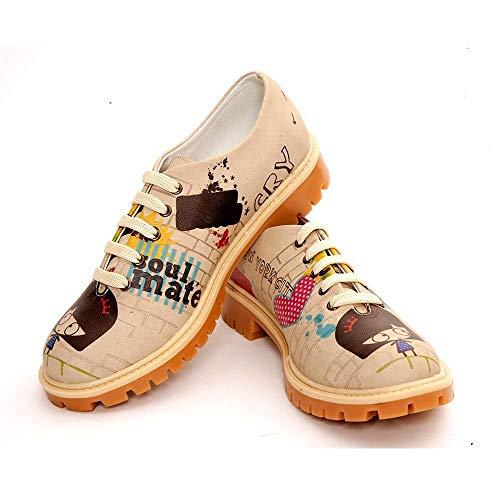 GOBY Tmk6504 - Zapatos Mujer