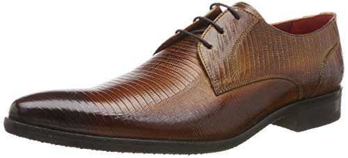 MELVIN & HAMILTON MH HAND MADE SHOES OF CLASS Toni 1, Zapatos de Cordones Derby para Hombre