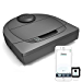 Neato Botvac D3 Connected Laser Guided Robot Vacuum, Works with Smartphones, Alexa, Smartwatches (Renewed)