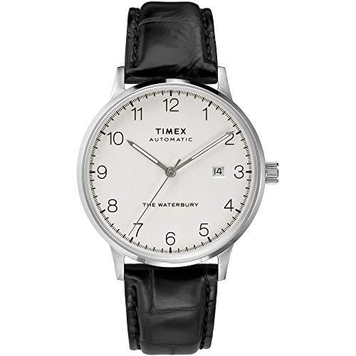 orologio meccanico uomo Timex Waterbury Collection casual cod. TW2T69900D7