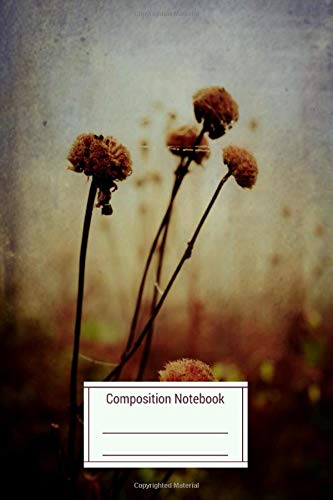 Composition Notebook: One Winter Day Paperback Notebook Journal