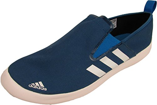 adidas Boot Slip-On DLX Waterpompen Schoenen Outdoor Trainers Blauw Q34249 Maat 4-12