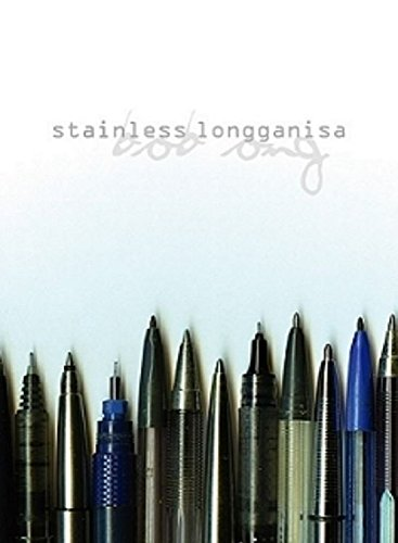 Stainless Longganisa by Bob Ong (2005, Book)