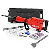 Best Jack Hammers - XtremepowerUS 2200W Electric Demolition Jack Hammer 55 ft/lbs Review