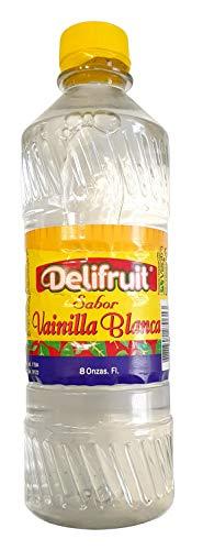 Delifruit Clear Vanilla From Dominican Republic 8 Oz.