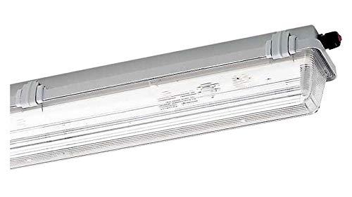 Schuch Licht Ex-Wannenleuchte nD161136 EVG T26 1x36W nD161/162 Explosionsgeschützte Leuchte Festmontage 4041254167855