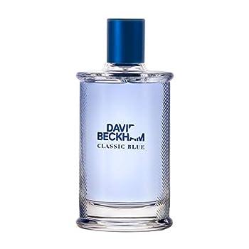 David Beckham Classic Blue Men s Eau de Toilette Spray 3 Ounce