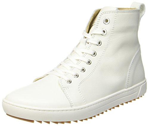 BIRKENSTOCK Shoes Damen Bartlett Hohe Sneaker, Weiß (White), 38 EU