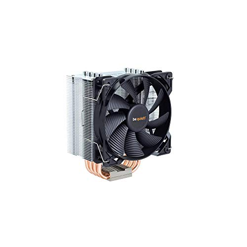 be quiet! Pure Rock CPU Kühler 130W TDP 120mm Lüfter