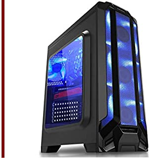 Pc Gamer Intel Core i5, 8GB Ram, GT 1030 2GB, HD SSD 480GB, Fonte 500w, Gabinete com LED - MEGA OFERTA -