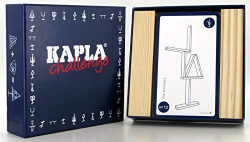 Kapla Challenge Box – Pinienholz Bausteine - 2