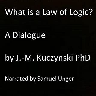 What Is a Law of Logic? cover art