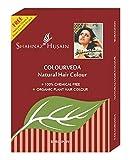 Glamouröser Hub Shahnaz Husain Colourveda Natürliche Haarfarbe 100g (Burgund)