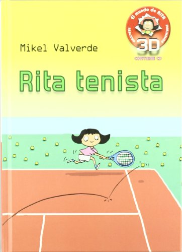 Rita Tenista - Realidad Aumentada (El mundo de Rita)