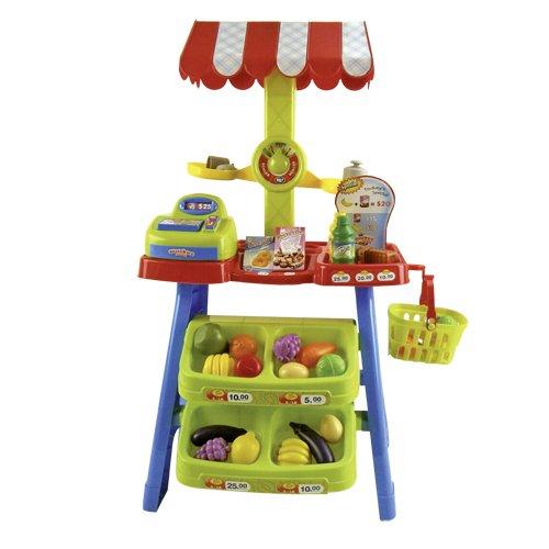 Speelgoed 0743/008-52 - Kaufläden und Zubehör - Marktstand