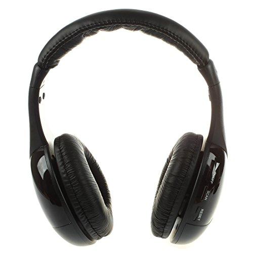 SODIAL 5 1 Auriculares inalambricos HiFi