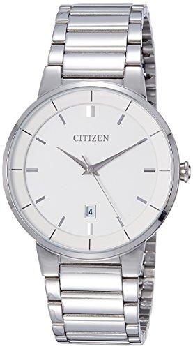Citizen Analog White Dial Men's Watch - BI5010-59A