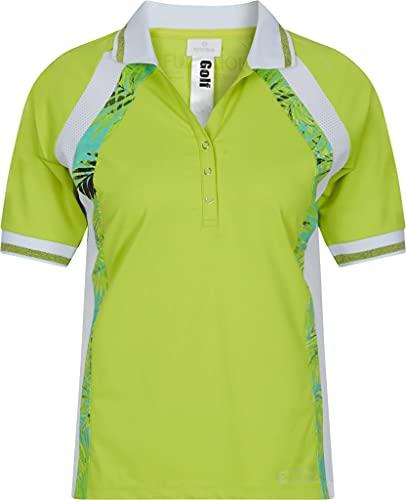 Sportalm Damen Poloshirt Größe L Grün (grün)
