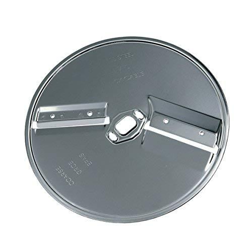 Bosch Siemens 083576 00083576 ORIGINAL Schneidscheibe Wendescheibe Messer Hobel Grob + Fein z.T. MUZ4 MUZ8 MX4 Küchenmaschine Schnitzler auch 00080155 00080156 00081206 00081207 00084384